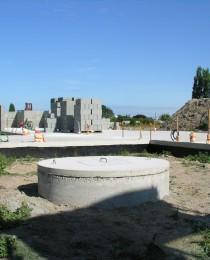 Forage d'un puits à eau à Beauvoir-sur-Mer (85)
